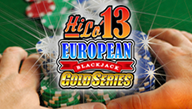 Игровой автомат HiLo 13 European Blackjack Gold