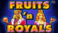 Играть бесплатно в Fruits And Royals